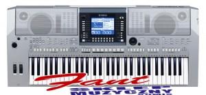 Yamaha PSR S710 CENA:4269 zł